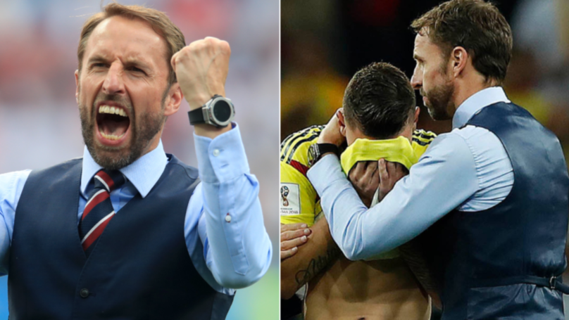 It's The Official Gareth Southgate Appreciation Day