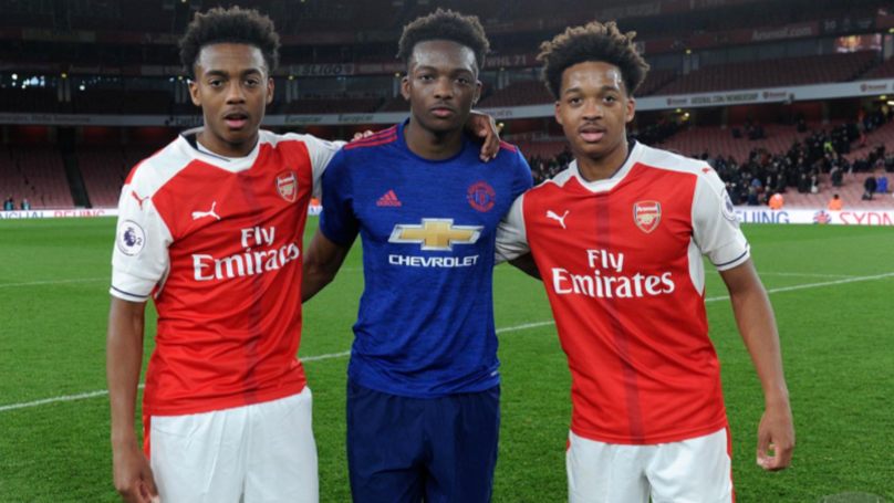 Arsenal Debutant Joe Willock Has Already Been Part Of Football History