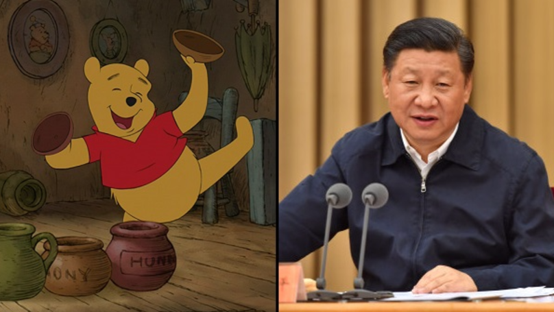 China's President Has Censored Winnie The Pooh Because He Has A Distinct Lack Of Banter