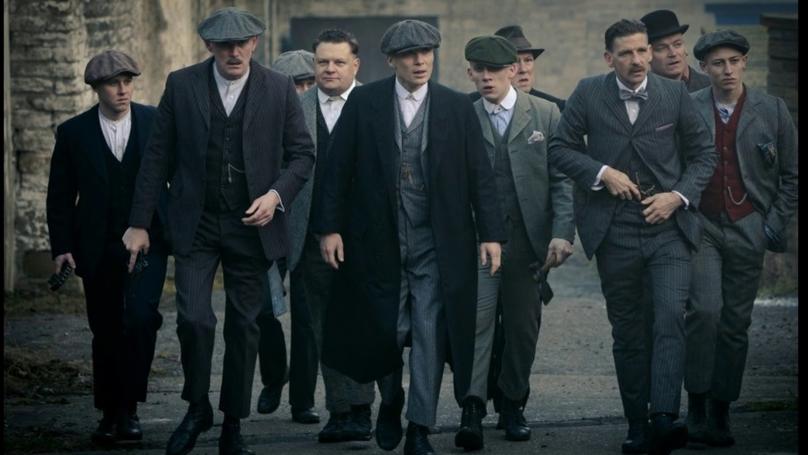 Peaky Blinders Creator Says Season 5 Is 'The Best One Yet'