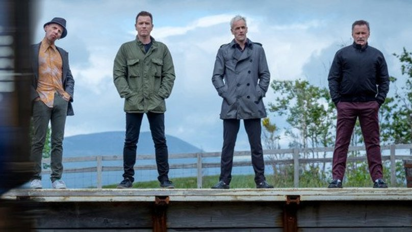 The Trailer For 'Trainspotting 2' Just Dropped And It's Epic