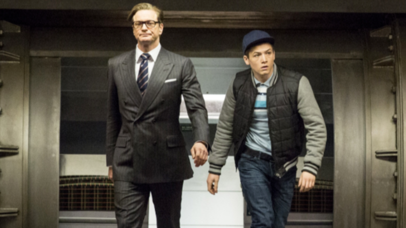 Director Confirms Filming Has Finished On New Kingsman Movie