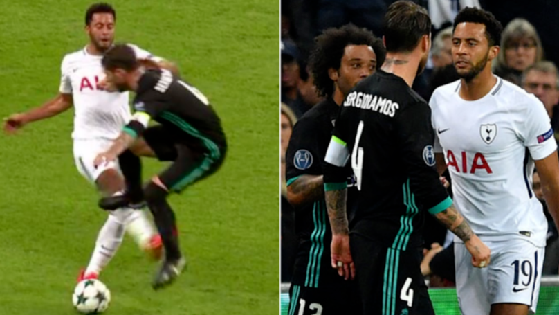 When Mousa Dembele Showed The World How To Deal With Sergio Ramos Properly