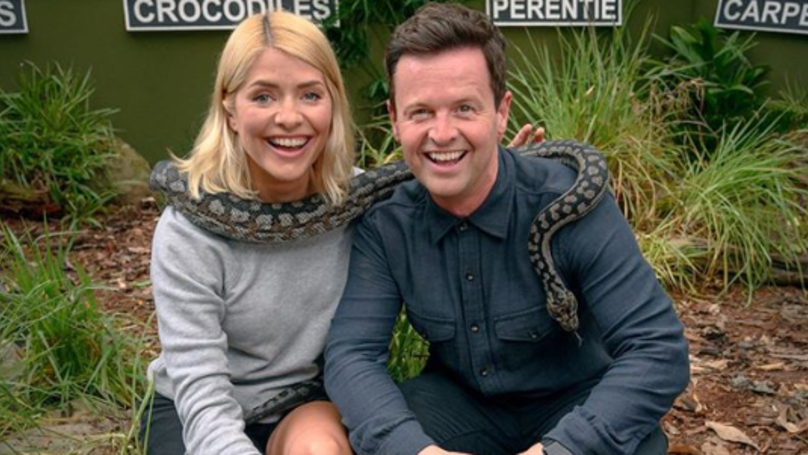 Holly Willoughby Confirms She Won't Return To 'I'm A Celebrity' Next Year
