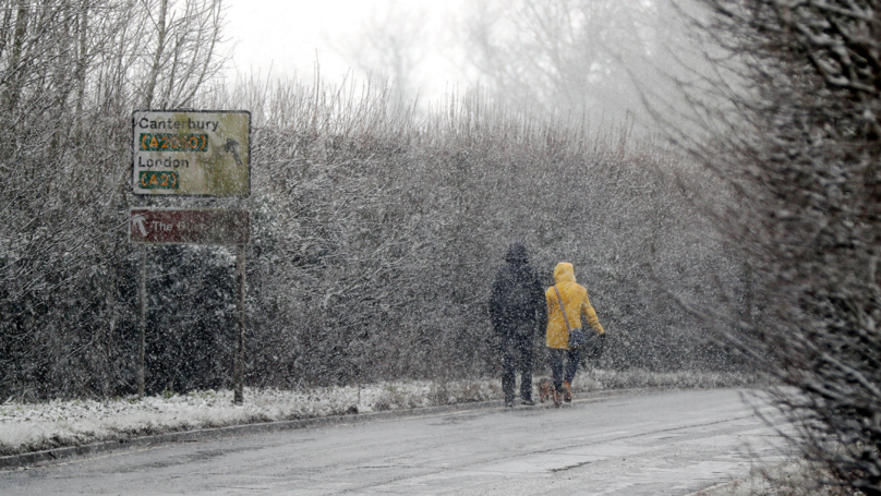 Even More Bad Weather On The Way As UK Prepares For 'White Easter'