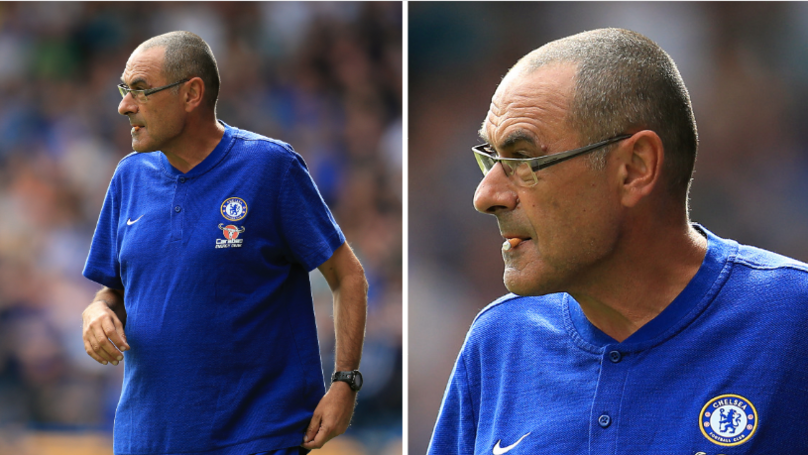 Chelsea Manager Maurizio Sarri Gets Through 80 Cigarettes Per Day