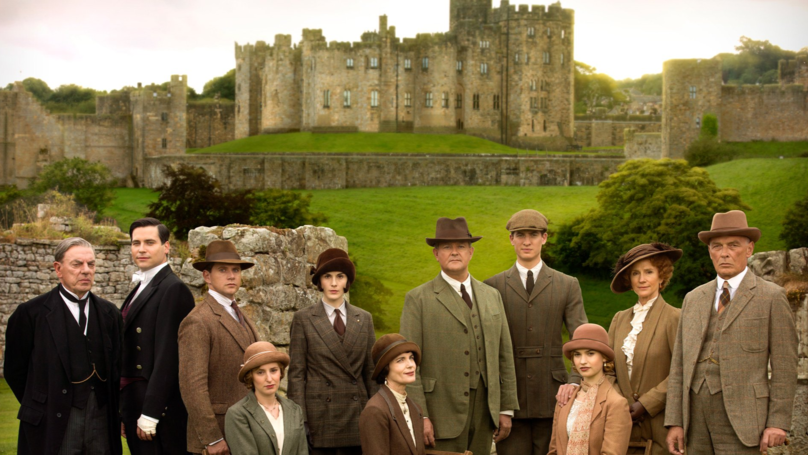 You Can Now Have Christmas Dinner And Carols At Downton Abbey