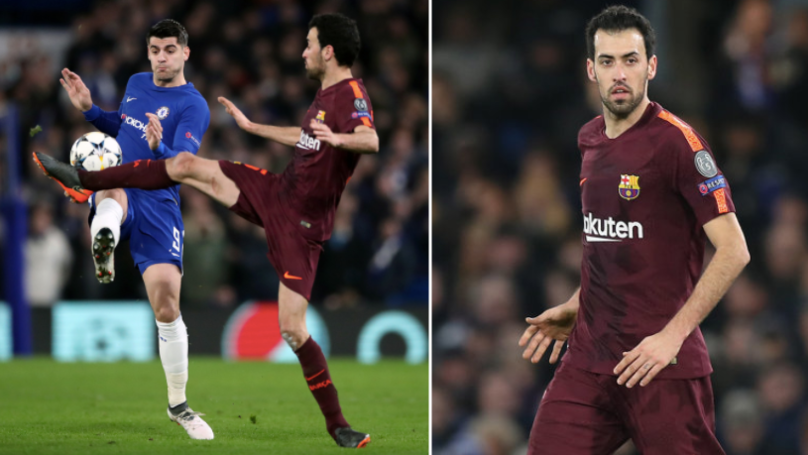 Sergio Busquets Is The Most Underated Player In World Football And He Proved It Last Night