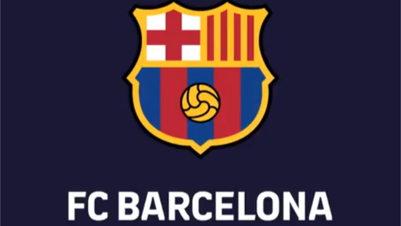 Barcelona Unveil Modernised Club Crest