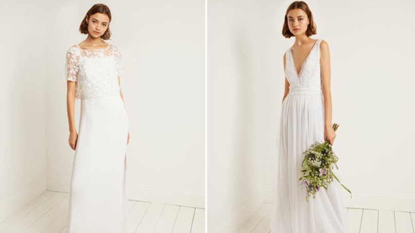 French Connection Launches New Affordable Wedding Dresses