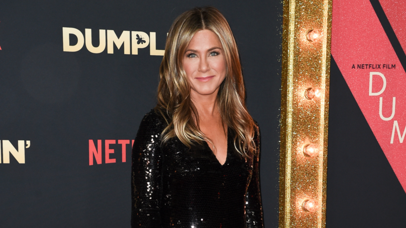 Everyone Is Raving About Jennifer Aniston's New Netflix Movie