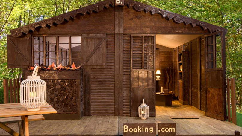 You Can Stay In This Cottage Made Entirely Of Chocolate