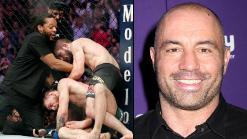 Joe Rogan Gives His Thoughts On Khabib Vs McGregor