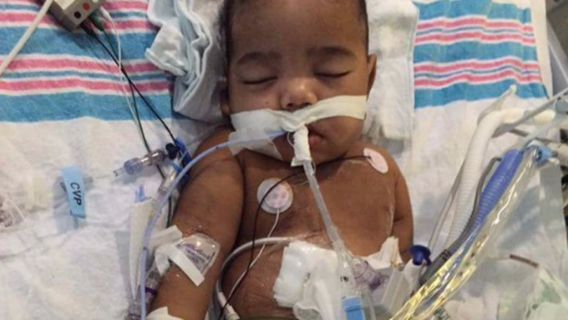 ​Dad Prevented From Donating Kidney To Save His Two-Year-Old Son's Life