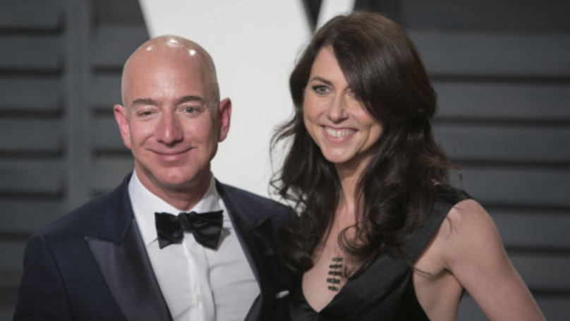 Jeff And Mackenzie Bezos Have Settled The Most Expensive Divorce In History