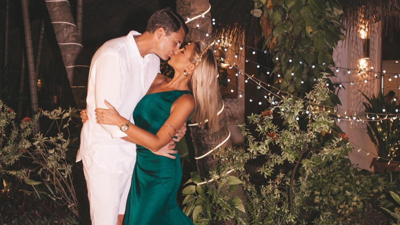 Billie Faiers' Wedding Dress Revealed Along With Details Of Her Wild Party