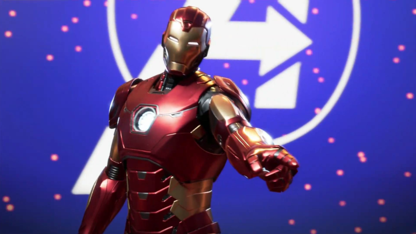 ​Square Enix Finally Shows Off Its Avengers Game, It's 4-Player Co-Op