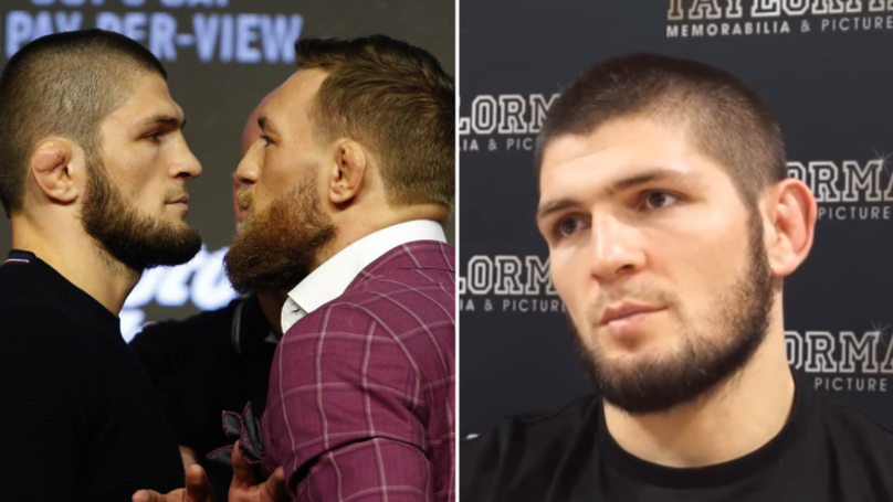 Khabib Wants Three Fights Before Retiring, Conor McGregor And Nate Diaz Not Included