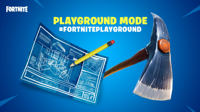 'Fortnite's New Playground LTM Will Be Returning Permanently