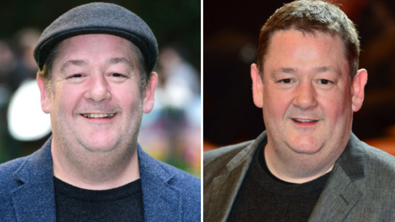 Johnny Vegas Shows Off Huge Weight Loss With Twitter Selfie