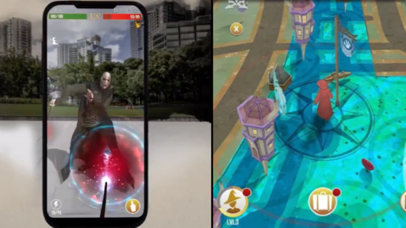 Harry Potter: Wizards Unite Video Game Is Released For Smartphone