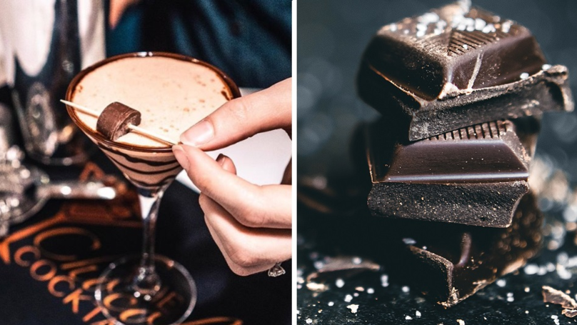 A Chocolate Cocktail Bar Is Opening In The UK For An Indulgent Experience