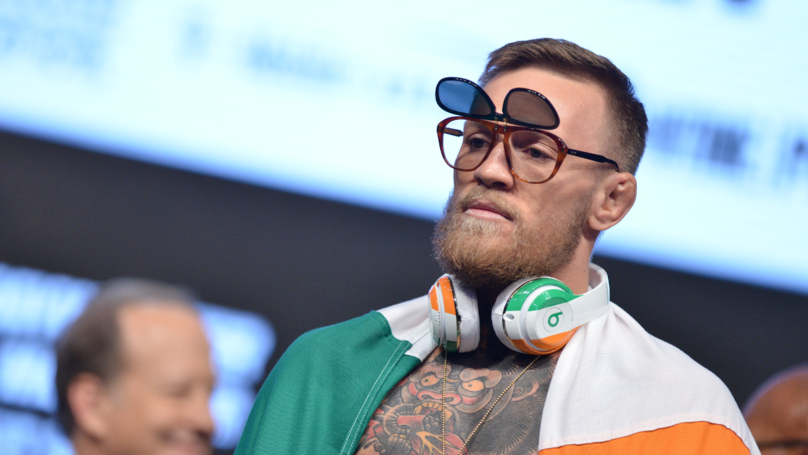 Conor McGregor Appears To Punch Elderly Man In The Head In Dublin Bar