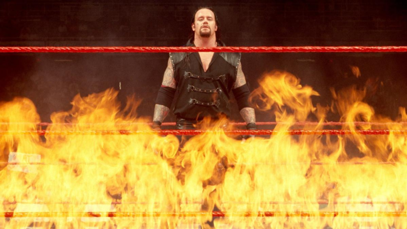 WWE Legend The Undertaker Breaks Character To Promote Bad Bunny's Tour