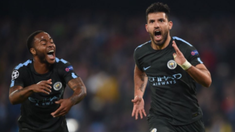 Benjamin Mendy Produces His Best Ever Tweets After Sergio Aguero Makes History