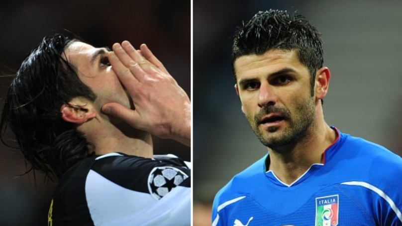 Ex-Juventus And Italy Striker Vincenzo Iaquinta Reportedly Faces Six Years In Prison