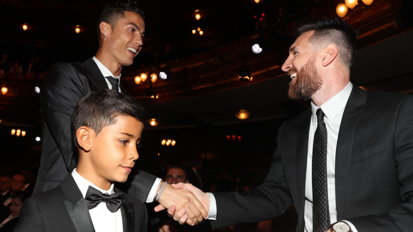 Who Cristiano Ronaldo And Lionel Messi Voted For In The Best Award