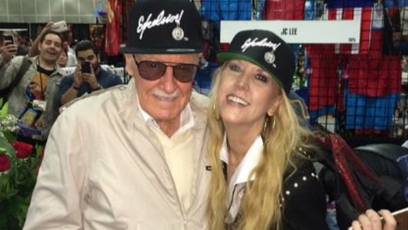 Stan Lee's Daughter J.C. Lee Says They Created A Final Superhero Called 'Dirt Man'