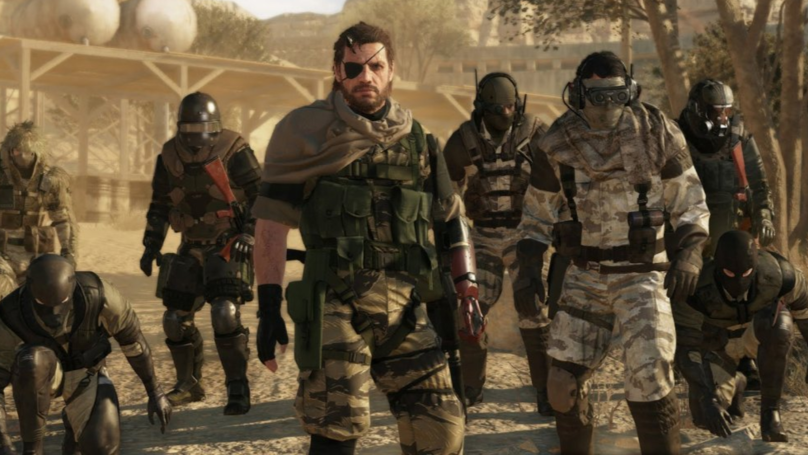 """Metal Gear Solid"" Film Will Feature Original Story"