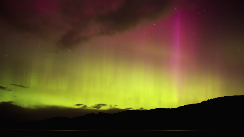 Australians Could Catch A Glimpse Of The Southern Lights This Week