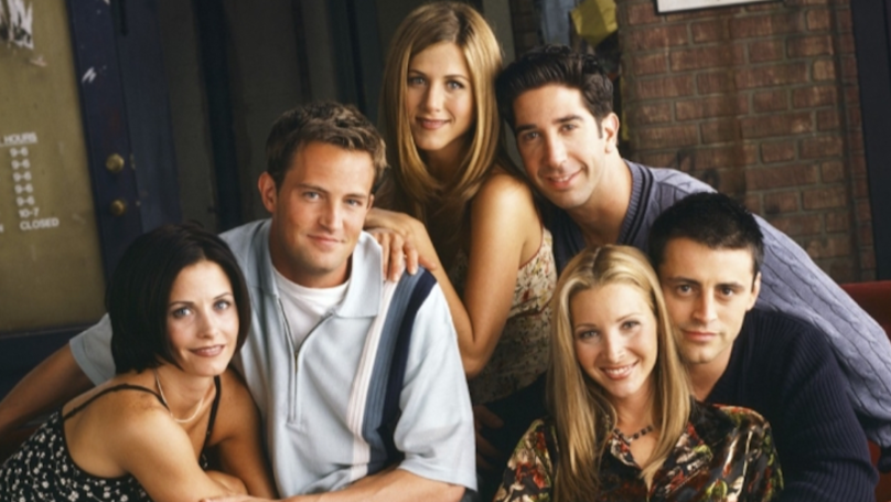 Jennifer Aniston Says She Is Up For Doing A Friends Reunion