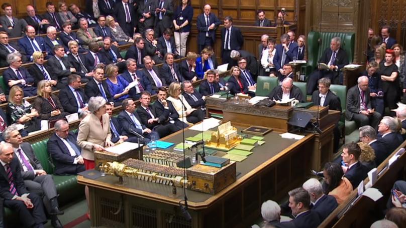 British Public Won't Get A Say On What Brexit Option MPs Choose