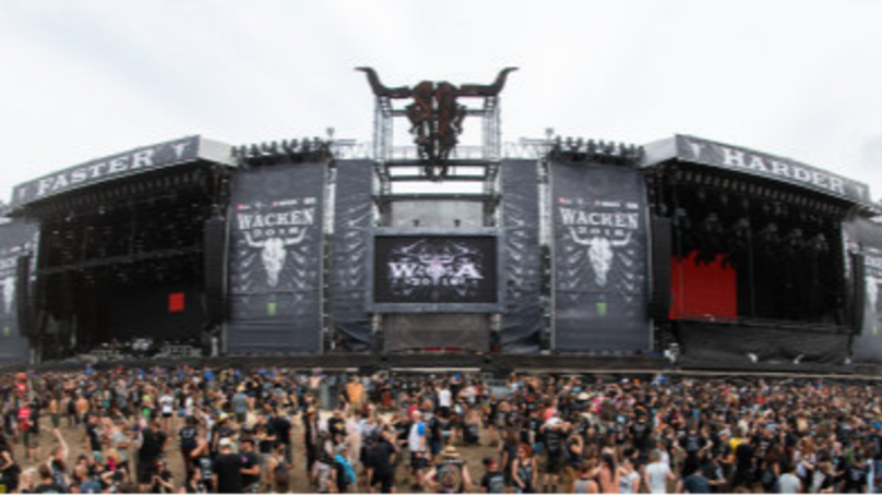 Elderly Men Ditch Nursing Home And Head To World's Biggest Metal Festival