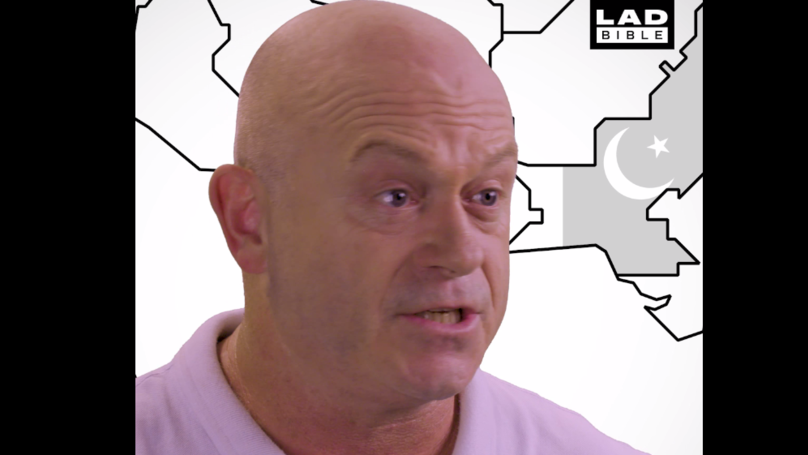 Ross Kemp Was Almost Killed By Snipers And Was Also Recognised As Grant Mitchell In Pakistan