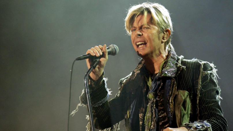 David Bowie Named Greatest Entertainer Of The 20th Century