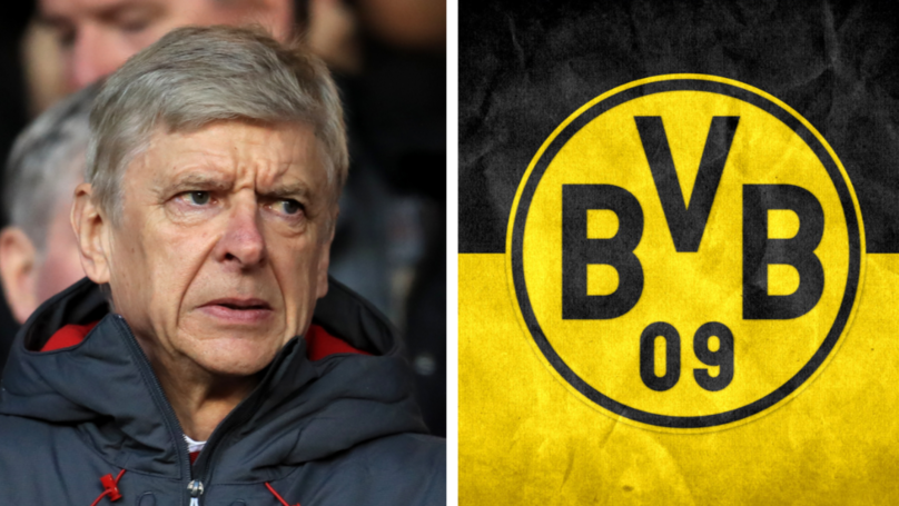 Borussia Dortmund Not Happy With Arsene Wenger Over Aubameyang Comments