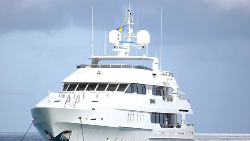 Tiger Woods Continues Celebrating Masters Win On His Amazing Superyacht