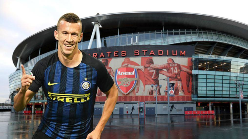 Arsenal Make Approach To Sign Ivan Perišić From Inter Milan