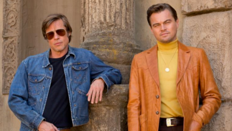 Brad Pitt And Leonardo DiCaprio Praised For Performances In New Tarantino Film
