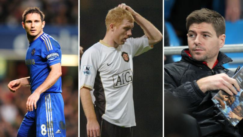 How FIFA Has Settled The Frank Lampard, Paul Scholes, Steven Gerrard Debate