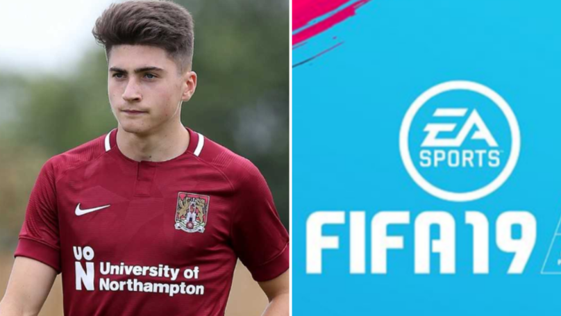 17-Year Old Former Hashtag United Player Is On FIFA 19