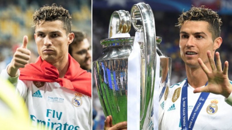 Ronaldo Wants The Champions League To Be Renamed 'CR7 Champions League'