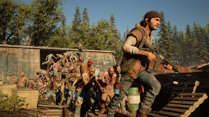 ​'Days Gone' Sells More Than 'God Of War' In First Week In Japan