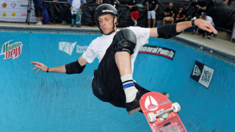 Tony Hawk Says 'Space Jam' Almost Had A Sequel Called 'Skate Jam'