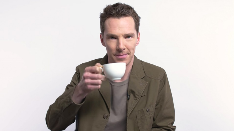 Benedict Cumberbatch Reads Dr Strange Fan Fiction And It Gets Weird