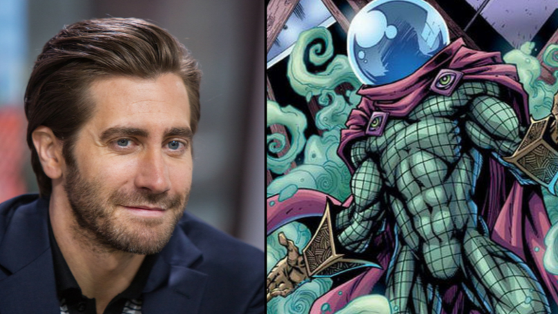 Jake Gyllenhaal 'In Talks To Play Classic Villain In Spider-Man: Homecoming Sequel'